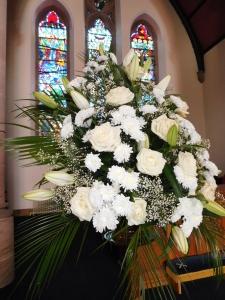 Arbroath West Kirk Flowers